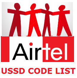 Airtel ALL USSD Codes List in india