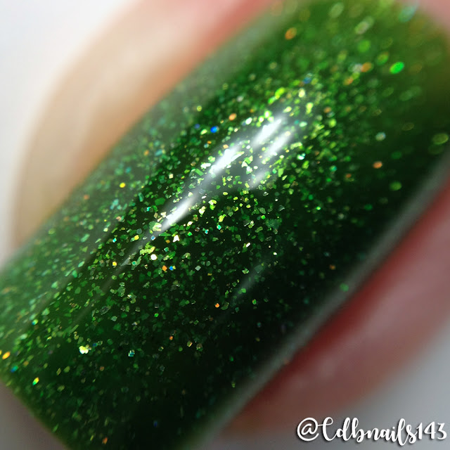 Night Owl Lacquer-The Grass Is Greener Where You Water It