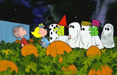 Es la gran calabaza, Charlie Brown