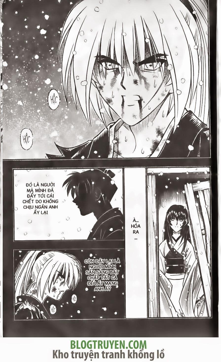Rurouni Kenshin chap 178 trang 9