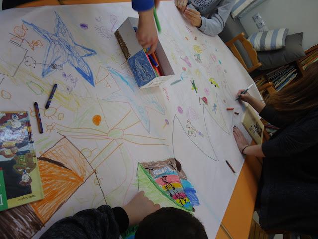 Επίσκεψη του Ειδικού Δημοτικού Σχολείου Ερμιονίδας στη Δημοτική Βιβλιοθήκη Κρανιδίου