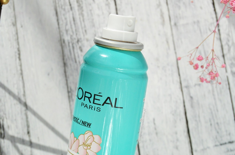 Suchy szampon od L'oreal (Invisible Dry Shampoo)