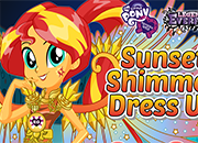 MLPEG Legend Of Everfree Sunset Shimmer juego