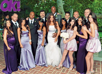 Kardashian Wedding- Khloe and Lamar ~ The Wedding Dresses