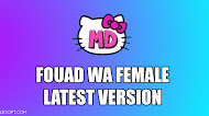Download Fouad WhatsApp Female v8.35 Remod by MayDroid