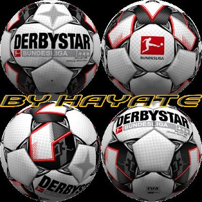 PES 6 Balls Derby Star Bundesliga 2018/2019 by Hayate