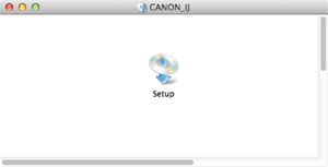How to install CANON E400 for Mac