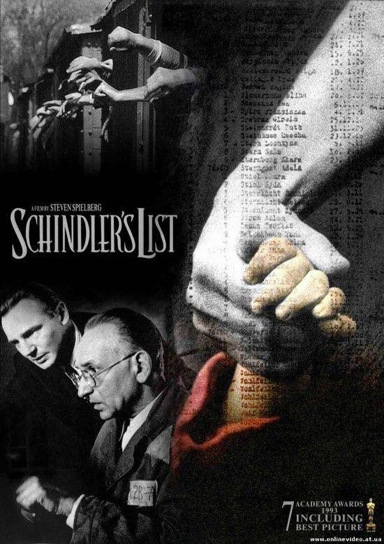 Nonton Film Schindlers List (1993)