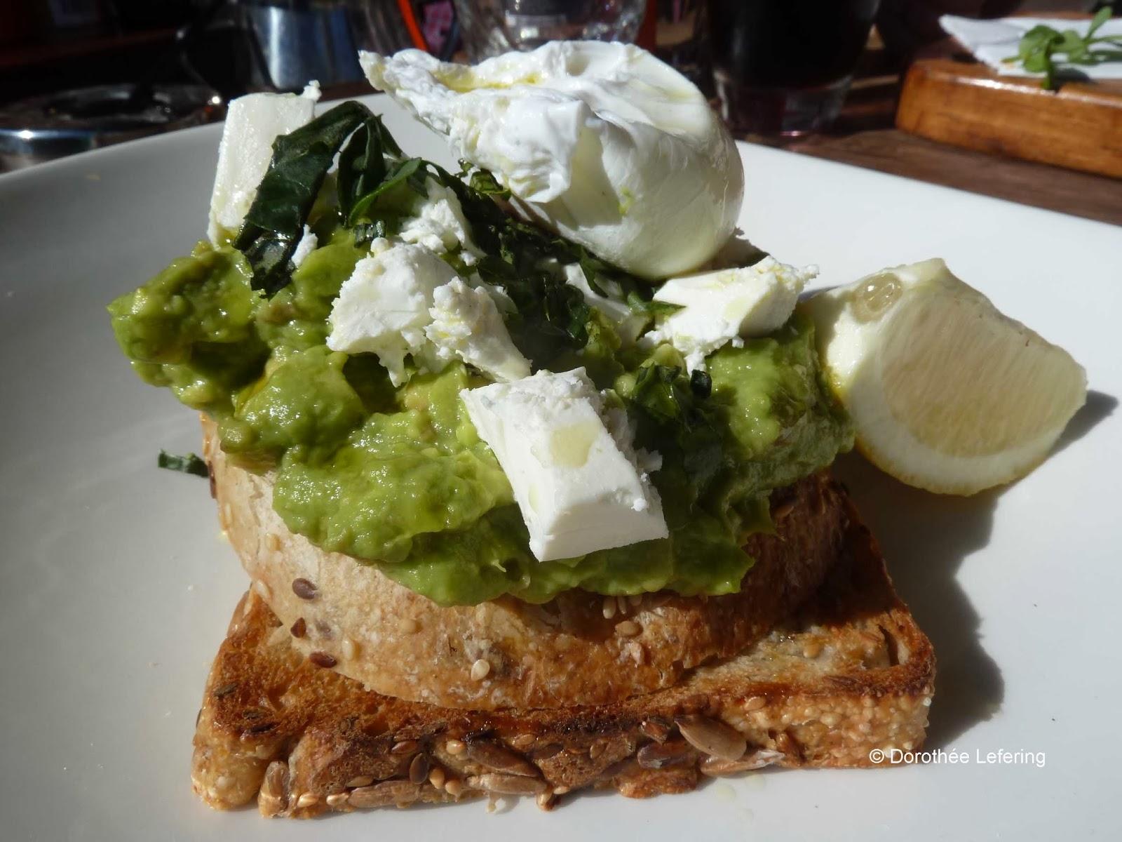 australien ereignisse australien rezept avocado toast. Black Bedroom Furniture Sets. Home Design Ideas