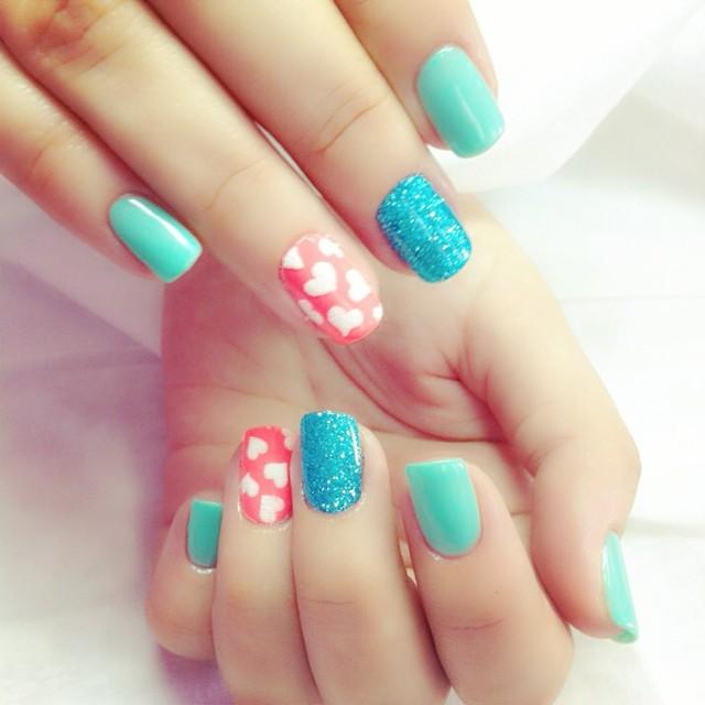 como decorar uñas para manos