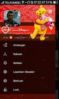 BBM MOD Clone Winnie The Pooh v2.12.0.9 Terbaru 2016 Gratis Download