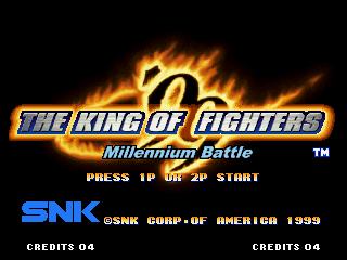 40MB  THE KING OF FIGHTERS 99 PC تحميل لعبة    بحجم صغير  The King of Fighters 99 برابط مباشر كاملة مجانا للكمبيوتر