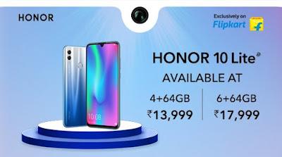 Honor 10 light Smartphoneभारत में हुआ लांच,साथ में जिओ दे रहा है २२०० का भारी cashback