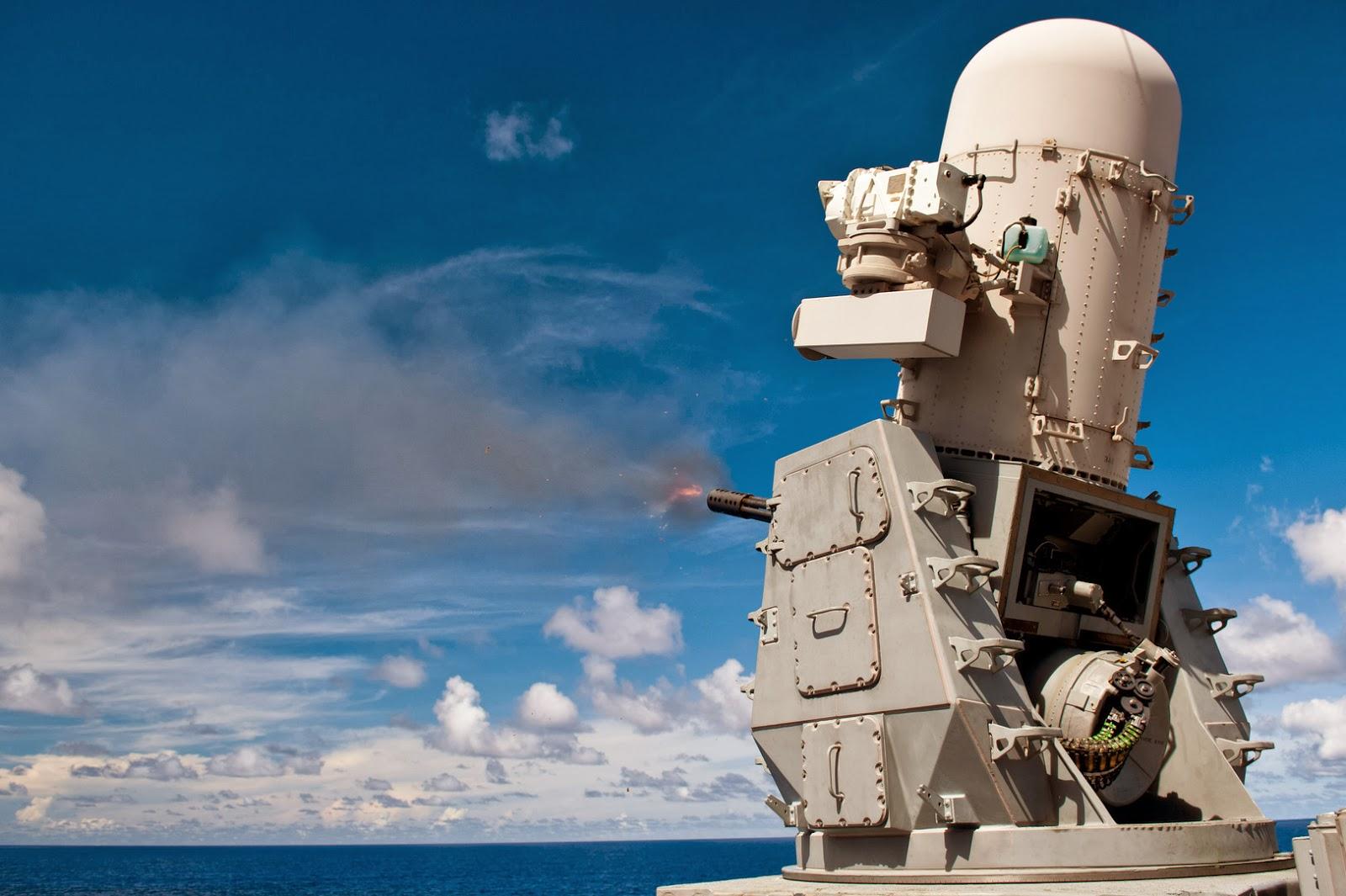 Kapal Perang Iran Segera Miliki Phalanx Versi Sendiri