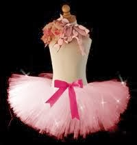 DIY Easy, Quick and Cheap Way to Make Tutus for Parties.