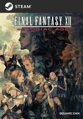 Final Fantasy XII The Zodiac Age PC Full Español