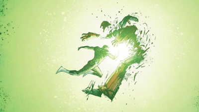 """Reseña de """"Green Lantern: Tierra Uno"""" Gabriel Hardman y Corinna Bechko - ECC Ediciones"""
