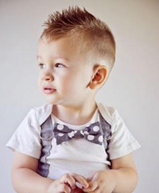 a80666868 ... y mas aun a tu pequeño porque es el único protagonista de estos  increíbles cortes de pelo. Aquí las mejores imáganes de · Cortes de pelo  para niños 2016 ...