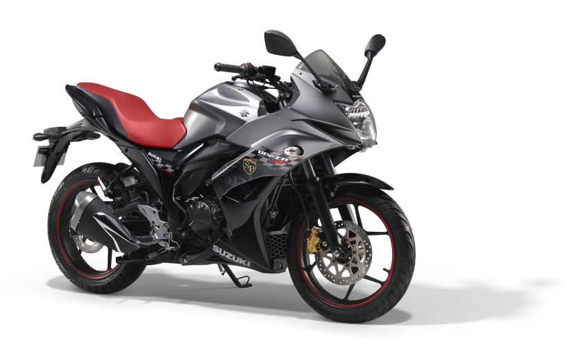 Suzuki Gixxer Sf Fi Fuel Injected And Special Editions