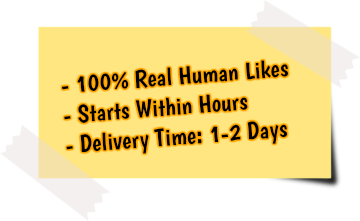 get more Facebook comment Likes service features