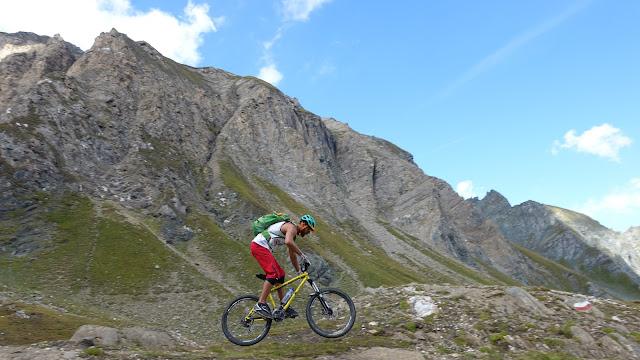 Bergtour Pfunderer Joch Sterzing