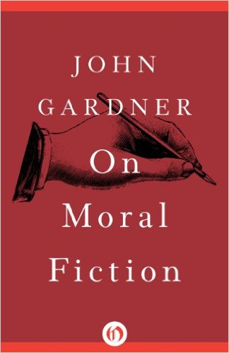 Fiction essays with a moral?