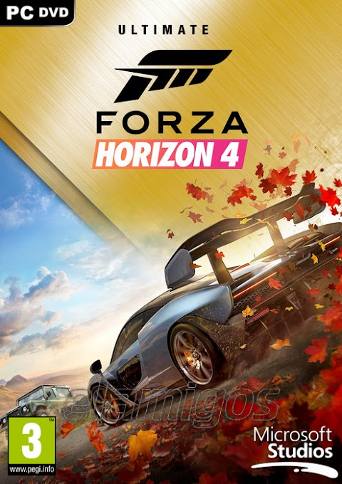 Download Forza Horizon 4 Ultimate Edition (2018) for pc