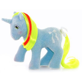 My Little Pony Ribbon Year Four So Soft Ponies G1 Pony