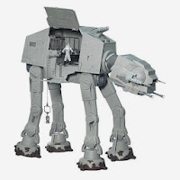 AT-AT Walker - Star Wars Episode V: The Empire Strikes Back