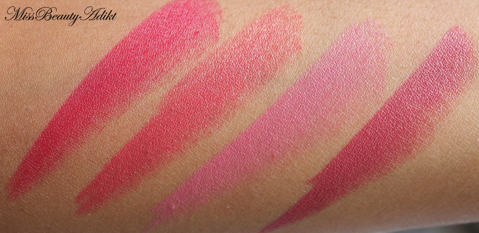 M I S S B E A U T Y A D I K T: NYX Round Lipstick Review ...
