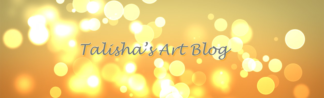 Talisha's Art blog