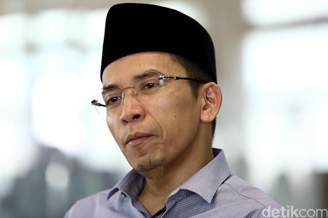 Dukungan TGB untuk Jokowi dan Kode Pilpres 2019