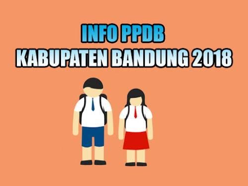Pengumuman PPDB Kota Bandung 2018