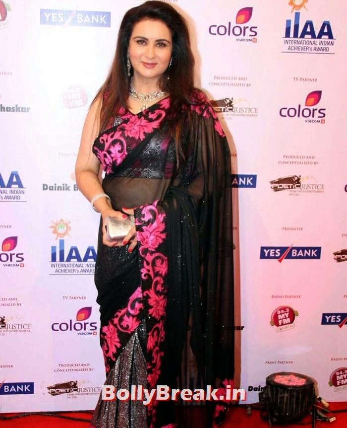 Poonam Dhillon, International Indian Achiever's Awards Photo Gallery