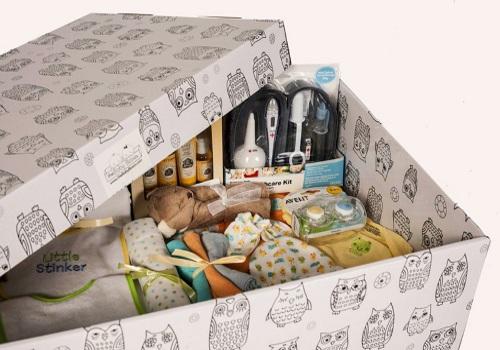 Baby Box Canada Free Box