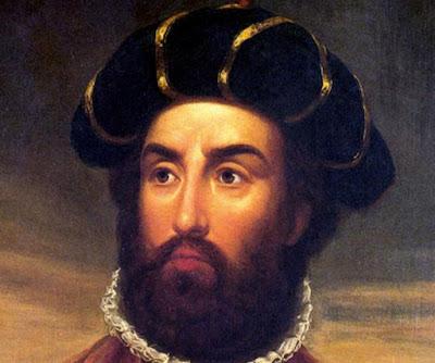 Biografi Bartolomeus Dias   Bartolomeus Dias (bahasa Inggris: Bartholomew Diaz) (Algarve, 1450 – Tanjung Harapan, 29 Mei 1500) adalah seorang penjelajah Portugis yang berlayar mengelilingi Tanjung Harapan, ujung selatan dari Afrika. Pada tahun 1481, ia menyertai Diogo de Azambuja melakukan ekspedisi di Pantai Emas. Bartolomeu Dias adalah seorang ksatria istana kerajaan, kepala penjaga gudang kerajaan dan ahli berlayar dari pasukan perang São Cristóvão (Saint Christopher). Raja John II dari Portugal menunjuk dia pada tanggal 10 Oktober 1486 sebagai kepala ekspedisi untuk berlayar mengelilingi ujung selatan Afrika dengan harapan mencari rute perdagangan baru menuju ke Asia.    Dias adalah seorang Knight dari pengadilan kerajaan, pengawas gudang kerajaan, dan berlayar-master dari perang-orang-, São Cristóvão (Saint Christopher). Raja John II dari Portugal menunjuk dia, pada 10 Oktober 1486, untuk kepala ekspedisi untuk berlayar di sekitar ujung selatan Afrika dengan harapan mencari rute perdagangan ke India. Tujuan lain dari ekspedisi ini adalah untuk mencoba untuk meninjau negara-negara yang dilaporkan oleh João Afonso de Aveiro (mungkin Ethiopia dan Aden) dengan yang diinginkan Portugis hubungan persahabatan. Dias juga dikenakan mencari tanah diperintah oleh Prester John, yang adalah seorang pendeta Kristen dongeng dan pangeran Afrika.  Dias meninggalkan Lisbon di bulan Agust
