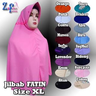 Jual Online Jilbab Instan Modern Murah Harga Grosir