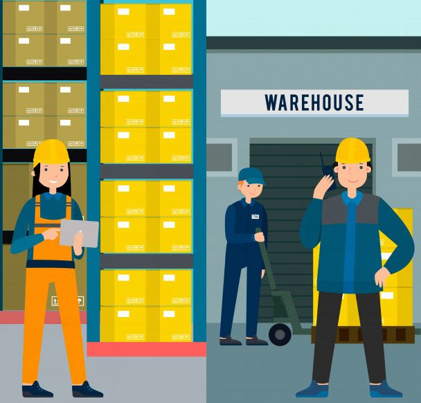 Utilizing Vertical Storage in the Warehouse