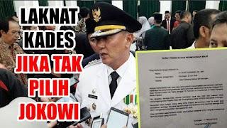 FPI Kuningan Minta Klarifikasi Bupati, Laknat Kades Jika Tak Pilih Jokowi