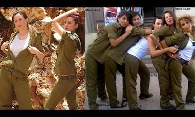 مفاجاة صارمة حول تجنيد اسرائيل للفتيات في الجيش فاعرف السبب وراء هذا ذلك