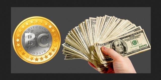 سعر بيتكوين مقابل الدولار اليوم
