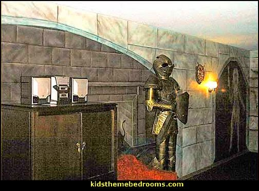 Decorating theme bedrooms - Maries Manor: Medieval-Knights ...