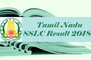 Tamil Nadu SSLC 2018 Results, TN SSLC Results 2018, TN 10th Results 2018, TN 10th 2018 Results