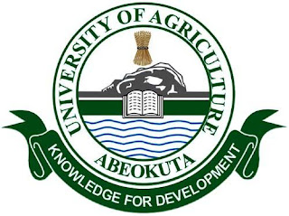 FUNAAB Part-Time Degree Admission Form