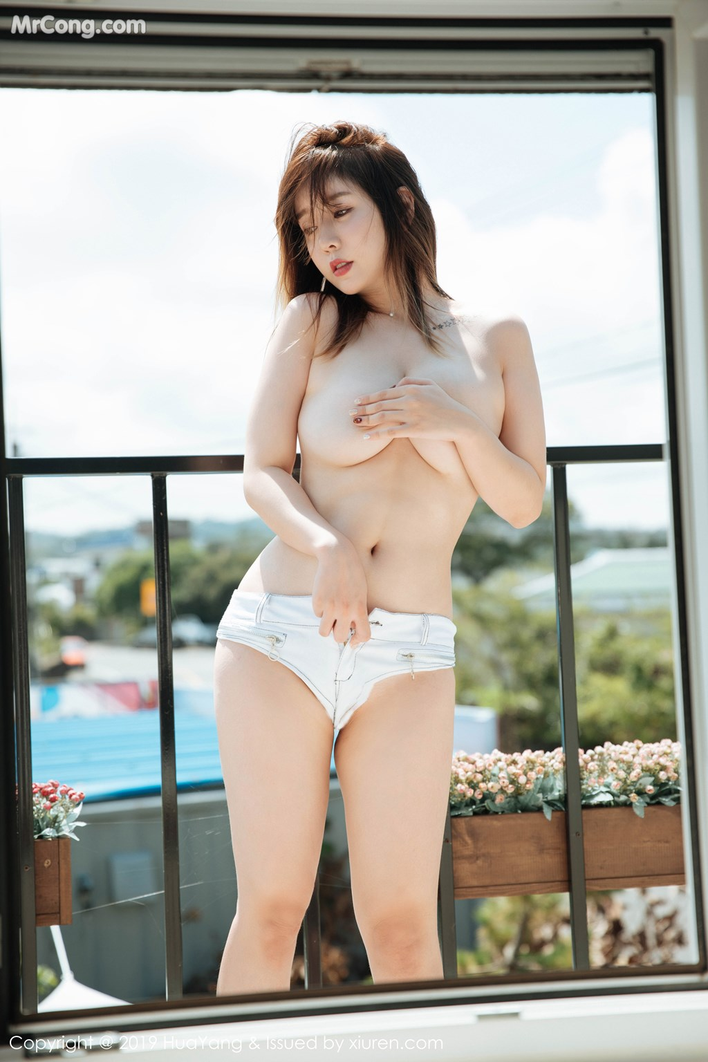 Image HuaYang-2019-05-08-Vol.138-Wang-Yu-Chun-MrCong.com-022 in post HuaYang 2019-05-08 Vol.138 : Wang Yu Chun (王 雨 纯) (42 장)