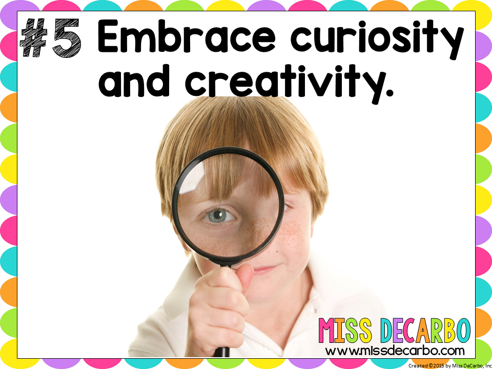 Is Your Morning Work Making Kids THINK? - Miss DeCarbo