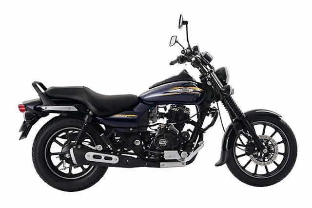 பஜாஜ் அவென்ஜர் 150 ஸ்டீரிட்