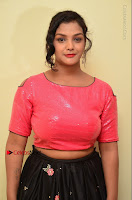 Telugu Actress Mahi Stills at Box Movie Audio Launch  0008.JPG