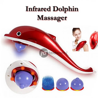 Jual Alat Pijat Dolphin Murah - Alat Pijat Inframerah