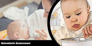 Bebeklerin Beslenmesi